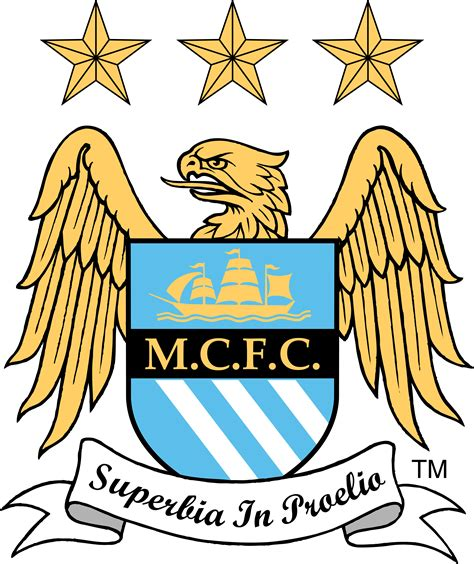 manchester city fc logos