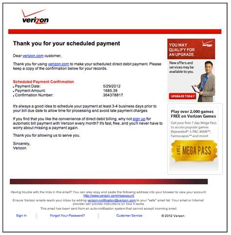 Fake Cell Phone Bills Flood In Boxes Clarksville Tn Online Verizon Bill Template