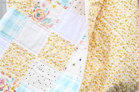tutorial quilting sewing the willow market a site dedicated to sewing and