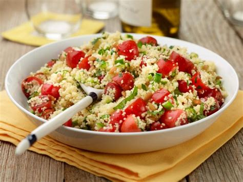 couscous salad couscous salad with tomatoes and mint recipe food