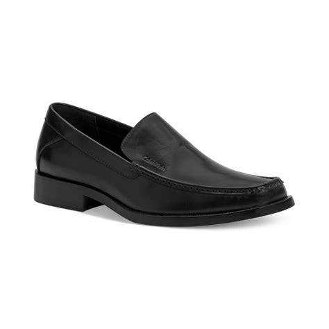 klein slippers calvin klein calvin klein mens shoes branton moc toe