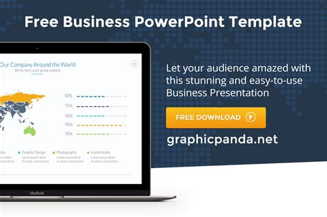 free business presentation templates 27 free cool powerpoint templates for presentations