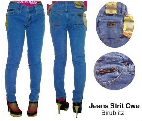 Aneka Celana Levis 501 Import stretch material