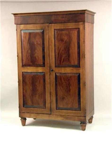 romweber armoire a contemporary quot romweber quot mahogany armoire