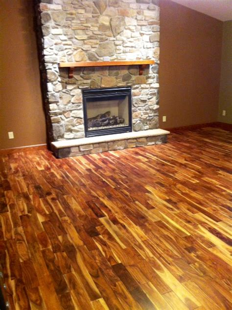 Tobacco Road Acacia Flooring by Featured Floor Tobacco Road Acacia