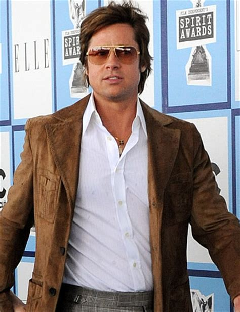 Brad Pitt Wardrobe by Casual Wear For For For 2014 For