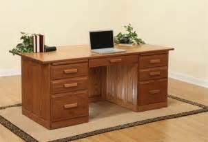 solid wood executive desk amish executive desk raised panels solid wood