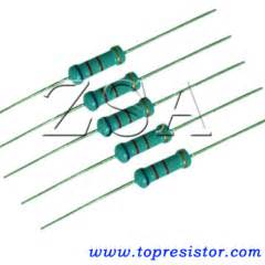 carbon resistor manufacturer 22ohm 1w resistor carbon cf manufacturer from china shenzhen zenithsun electronics tech co ltd