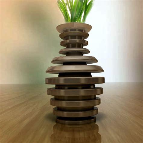 amazing vase  model  printable stl cgtradercom
