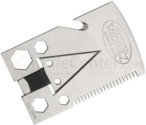 Carzor Credit Card Multi Tools With Tactical Knife Compass Etc survco tactical credit card axe 21 function multi tool