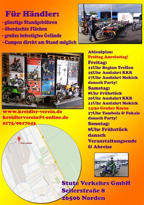 Motorradmesse Groningen by Www Jungs Eure 50er De Thema Anzeigen 2015 Treffen