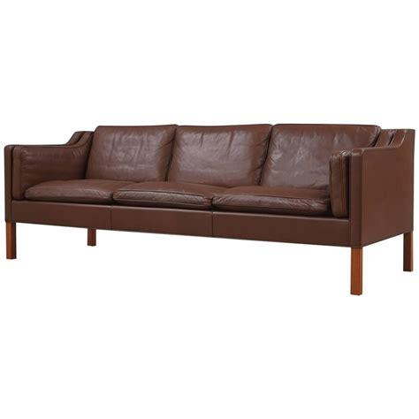 mogensen sofa b 248 rge mogensen 2213 sofa at 1stdibs
