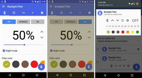 best blue light filter app for android how to enable get night mode on any android phone setup