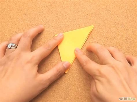 How To Make A Banger With Paper - how to make an origami banger 13 steps with pictures
