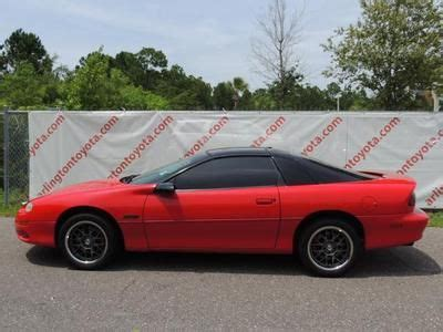 automobile air conditioning service 1999 chevrolet camaro user handbook sell used 1999 chevrolet camaro z28 5 7l air conditioning clean car fax in jacksonville florida
