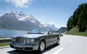 Bentley Azure Review 2007 Bentley Azure Road Test Review Automobile Magazine