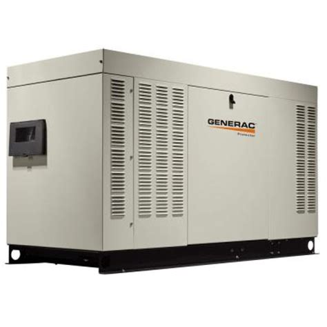generac 60 000 watt liquid cooled standby generator with