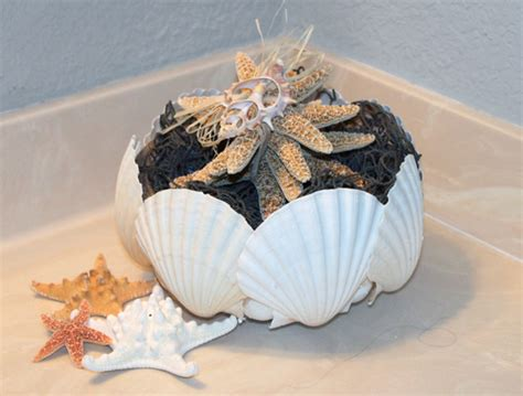 how to decorate with seashells basket craft petticoat decorating with seashells seashell craft ideas smoothfoam