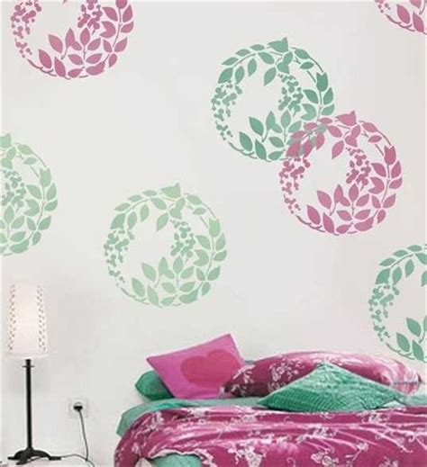stencil home decor 8 diy wall painting stencils design diy and crafts