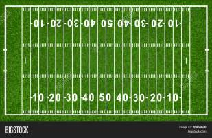 Football Field Powerpoint Template by American Football Field Isolated Vector Photo Bigstock