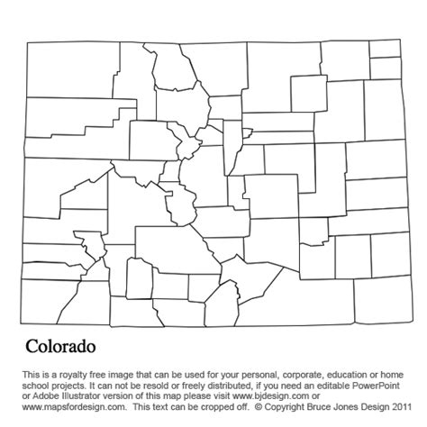blank map of colorado alabama to us county maps