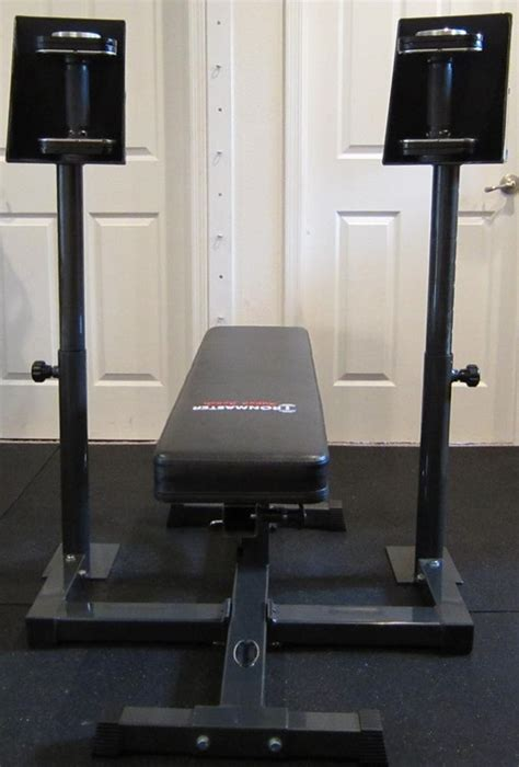 bench press spotter stand ironmaster spotting stand review
