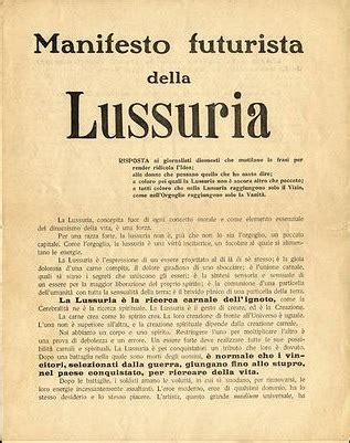 The Italian Manifesto by Atividades Hyago