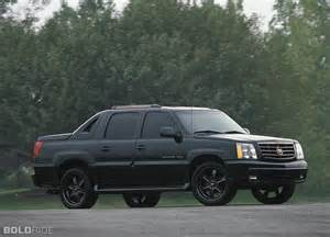 Cadillac Escalade Ext 2002 2002 Cadillac Escalade Ext Information And Photos