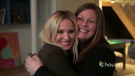 kristin bell houzz houzz tv commercial my houzz featuring kristen bell
