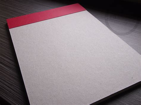 How To Make Paper Pads - seven seas tomoe river paper pad handwritten stationery