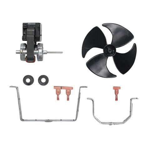 Kitchenaid Refrigerator Evaporator Fan Motor Kitchenaid Ktrs25kgbl02 Evaporator Fan Motor Kit Genuine Oem
