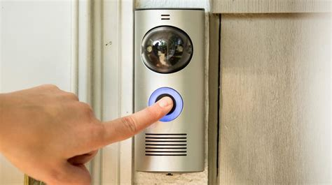 bot home automation doorbot front doors of and