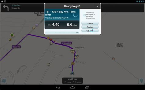 waze android app s waze for ios and android updated with calendar integration