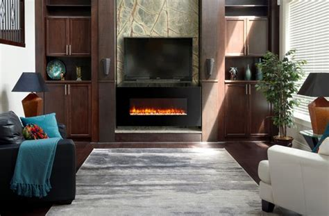 awesome decorate modern fireplace design ideas with tv on