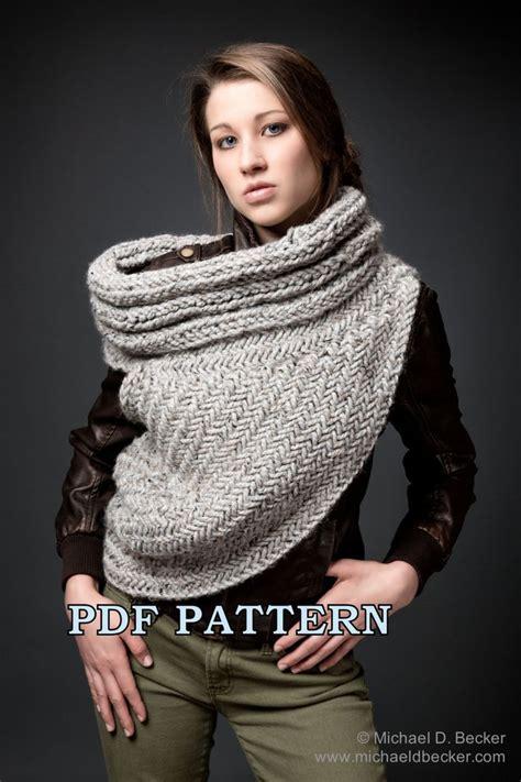 Free Crochet Pattern Katniss Cowl