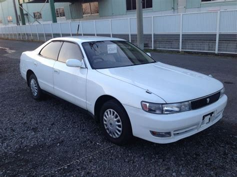 Toyota Chasser Toyota Chaser Avante 1995 Used For Sale