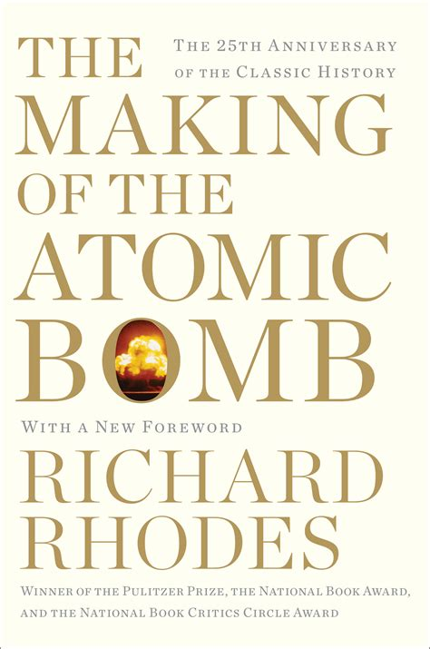 the of the atomic bomb book by richard