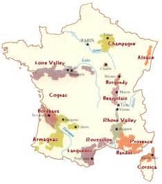France Wine Map by Schiller Wine Sylvain Bzikot S Puligny Montrachet