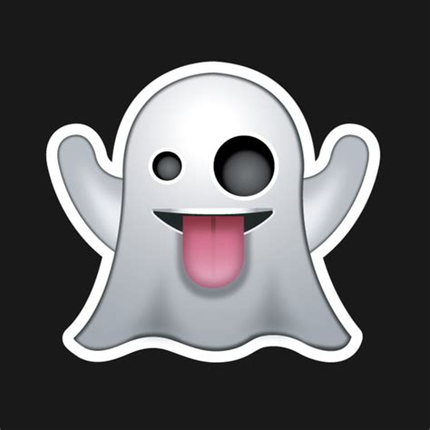 emoji ghost ghost emoji emoji t shirt teepublic