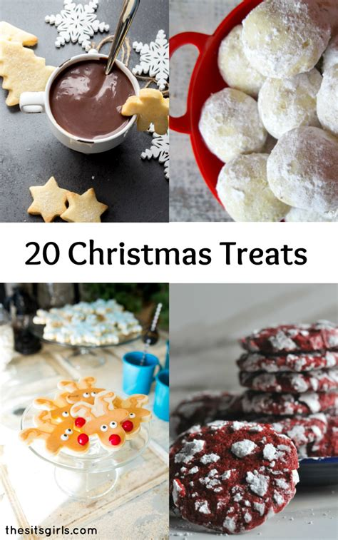 christmas treats recipes for homemade gifts christmas