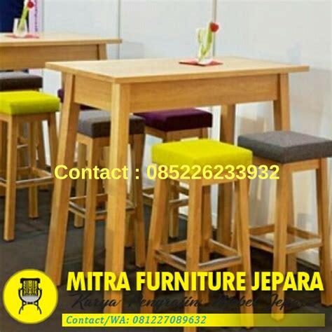 Meja Makan Balero Ukir Furniture Nakas Bufet Rak Meja Sofa kursi meja makan cafe terbaru mebel jati jepara mebel