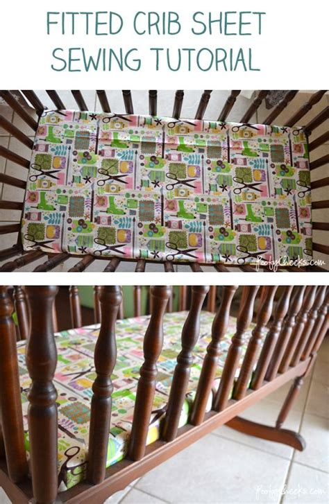 Crib Sheet Tutorial by How To Sew Fitted Crib Sheets Fitted Crib Sheets Dr