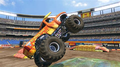 monster truck jam game monsterjampod screen1