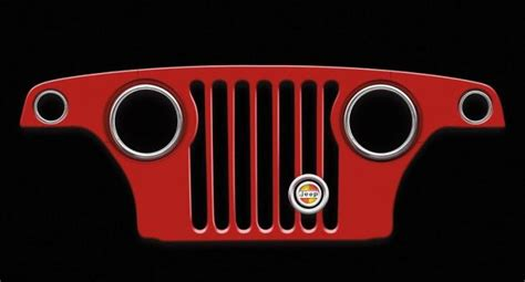 jeep grill icon the jeep grille a fundamental icon in jeep s evolution