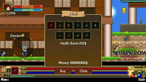 mod game ninja school online ninja kid mod money game ninja school đồ hoạ đẹp cho android
