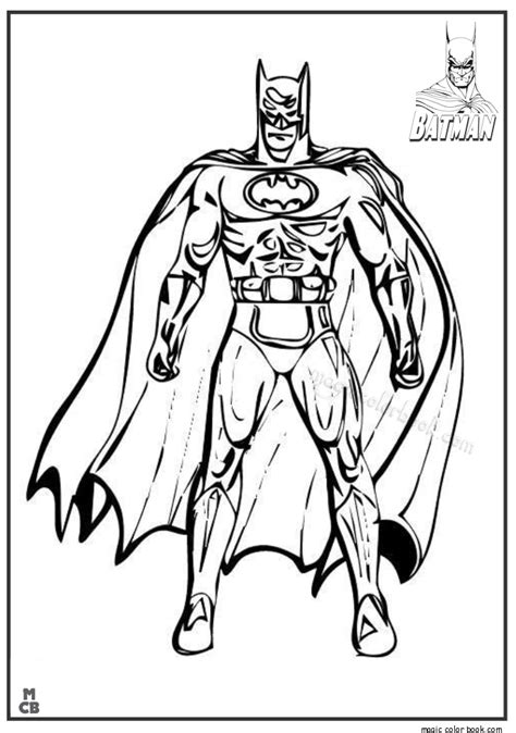 batman free printable coloring pages 12