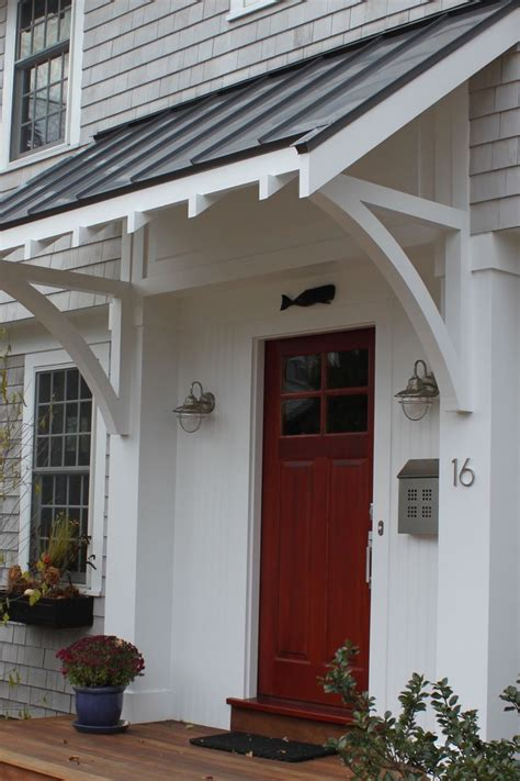 Front Door Awning Ideas Pictures by Best 25 Front Door Overhang Ideas On Front Door Awning Metal Door Awning And Door