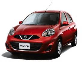 Nissan March Models Nissan To Split 2016 Micra Into Two Different Models