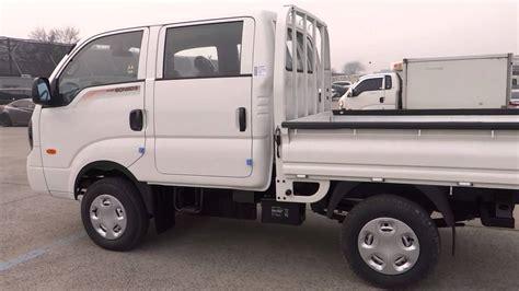Kia 4x4 Truck Korean Used Car 2013 Kia Bongo Iii Truck Cab 4wd
