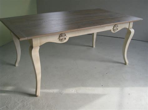 Driftwood Finish Dining Table Oak Table In Driftwood Finish Lake And Mountain Home